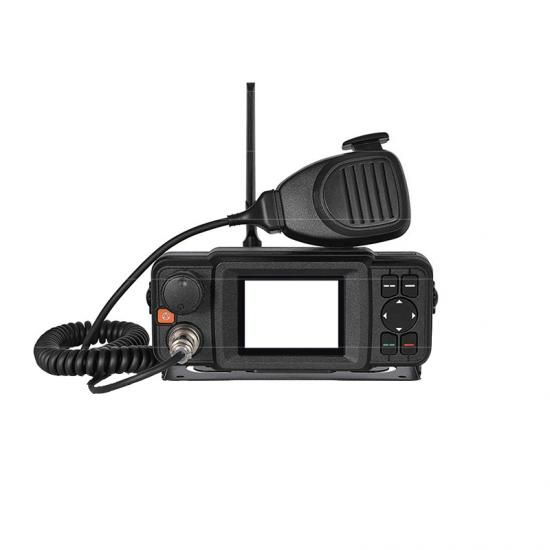 autoradio mobile qyt nm-1000 3g 4g réseau poc ip