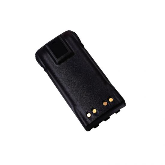 batterie radio bidirectionnelle pour batterie rechargeable motorola gp338 talkie-walkie li-ion