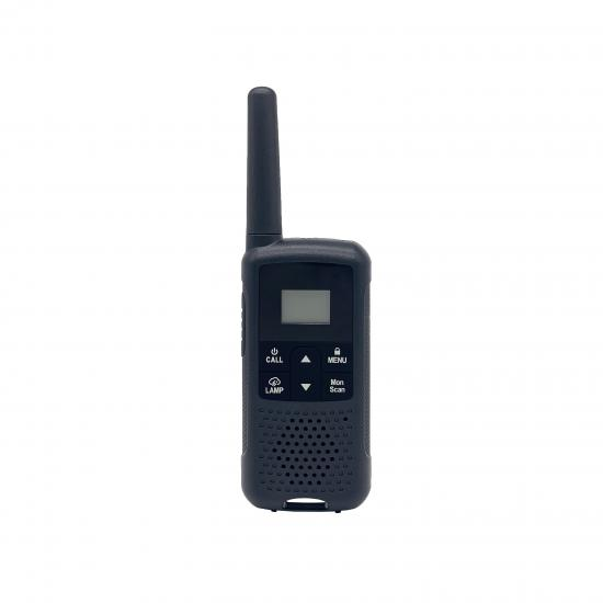 K3 mini analogique walkie talkie